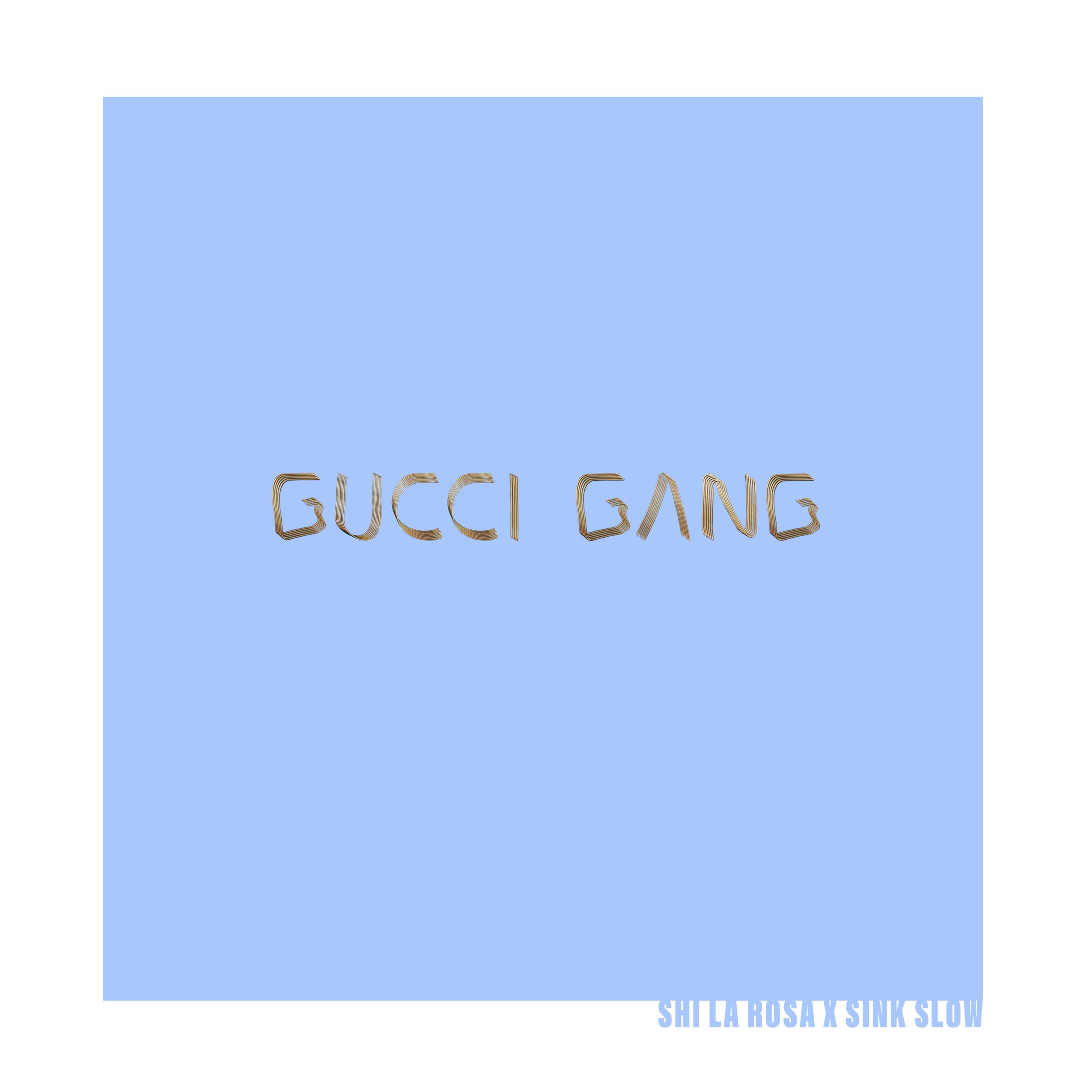 Gucci Gang Cover Artwork