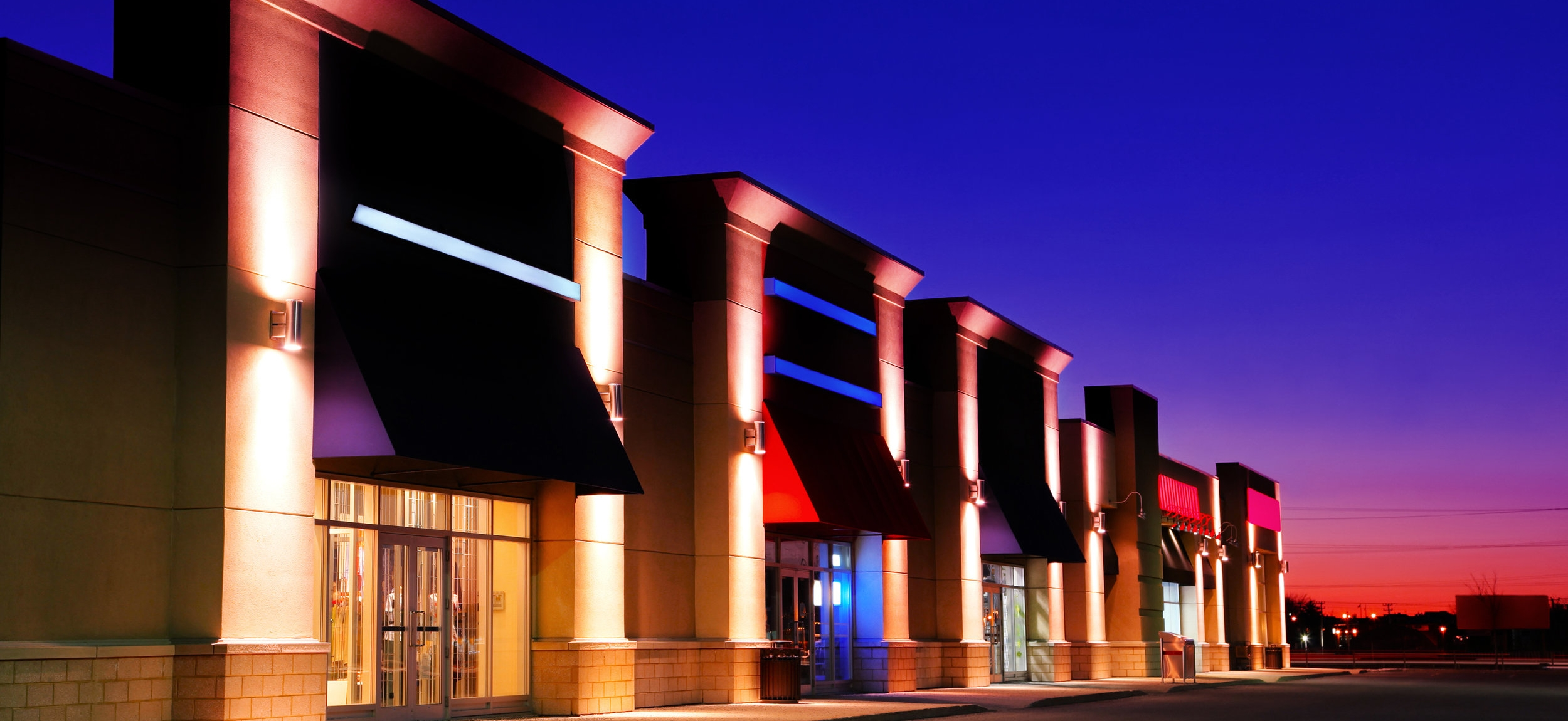 Night Retail Development
