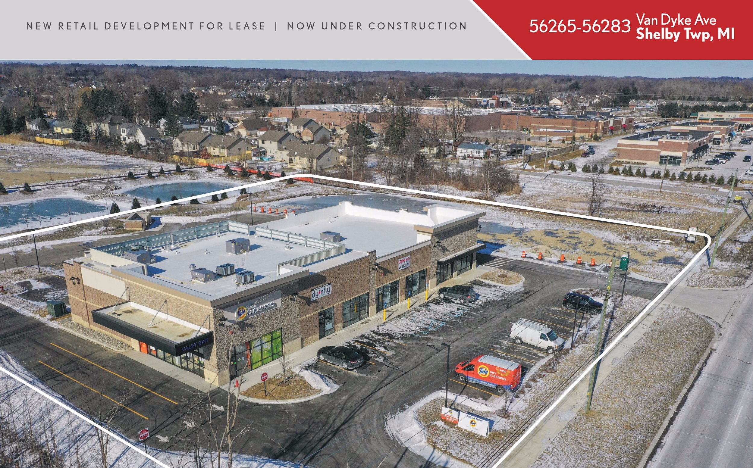 Retail Development | Shelby Twp, MI