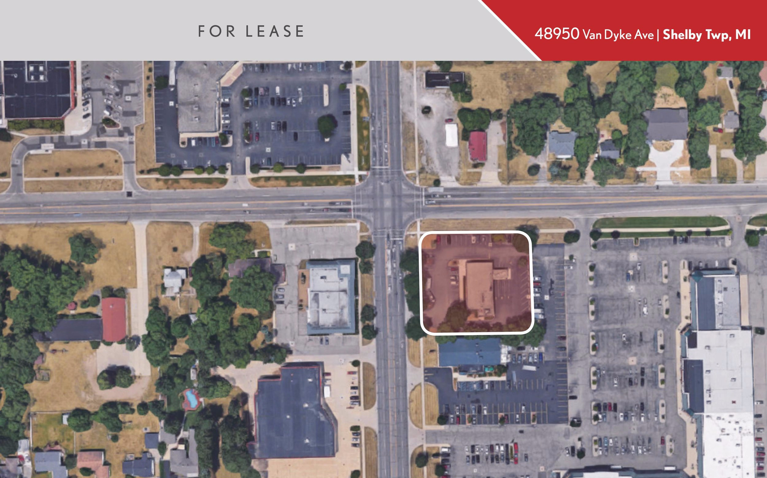 For Lease | Shelby Twp, MI