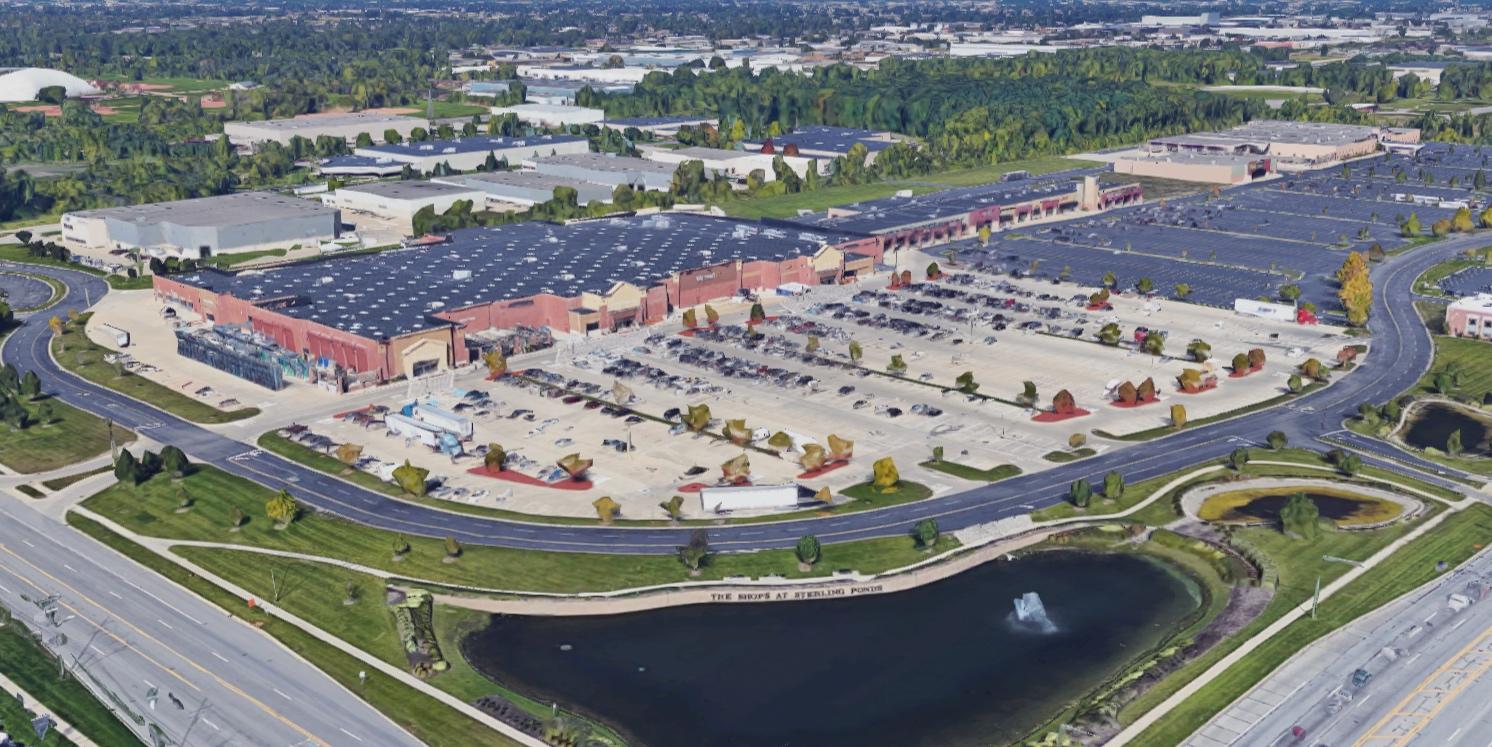 Walmart Anchored Redevelopment - Sterling Heights, MI