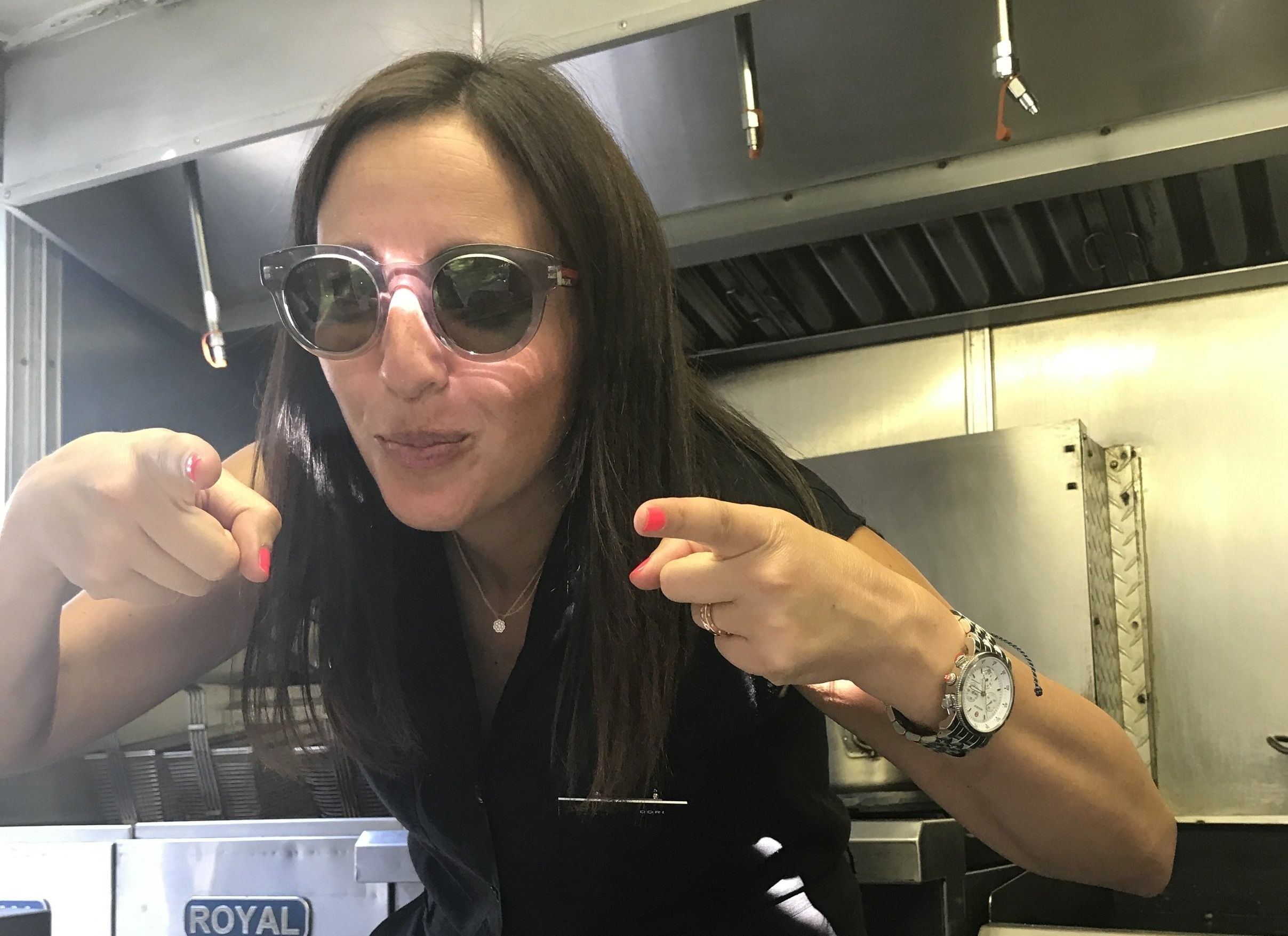 Dori Chait - Director of Guest Relationships (and Hoopla!)Birthplace: Manhasset, New YorkFav Hashtags: #dogoodfeelgood #oy #getinmybellySpirit Animals: Lion, ZLChello@hooplacatering.com