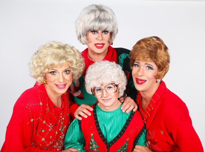 This photo is property of The Golden Girls: The Christmas Episodes