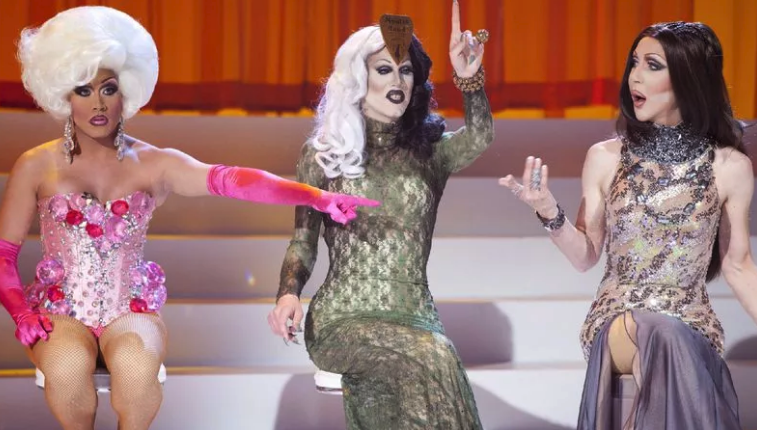 The History of the RuPaul's Drag Race Finale Format — Sydney Yaeko