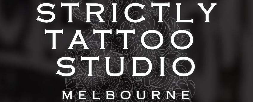 Strictly Tattoo Studio Melbourne - http://strictlytattoostudio.com.au/