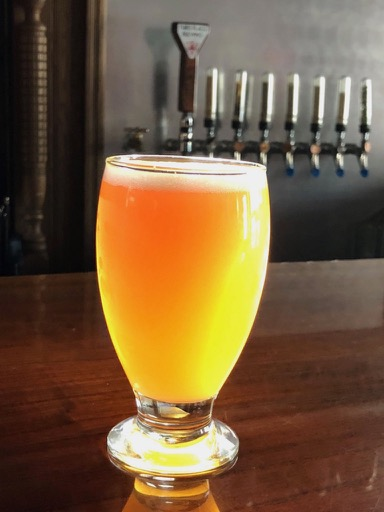 Knucklehead(Hoppy IPA) - ABV:6.9 IBU:77 SRM:9Knucklehead is one of our Land Locked Hoppy IPA beers. Brewed with wheat, oats and Lactose (milk sugar) for a big smooth mouth feel and finish. Hefty doses of Citra and Azzacca hops make this a hoppy treat.