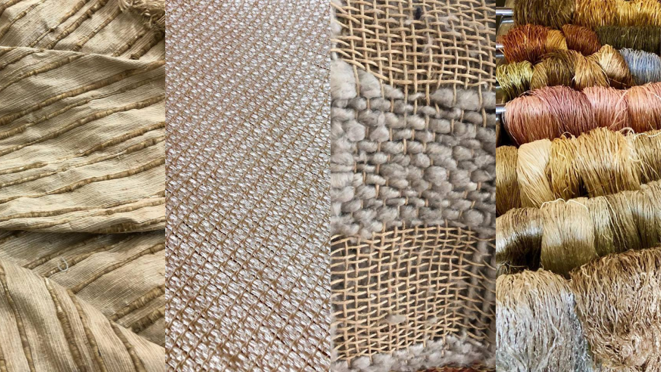 Primitive & Organic Silk - Casulo Feliz (happy cocoon) have been working with silk for over 25 years, developing Peace, Organic and 'Primitive' Silk in the state of Paraná. They are experts in natural dyeing processes and they also develop a beautiful social project hiring workers from humble communities. See images of their products here.