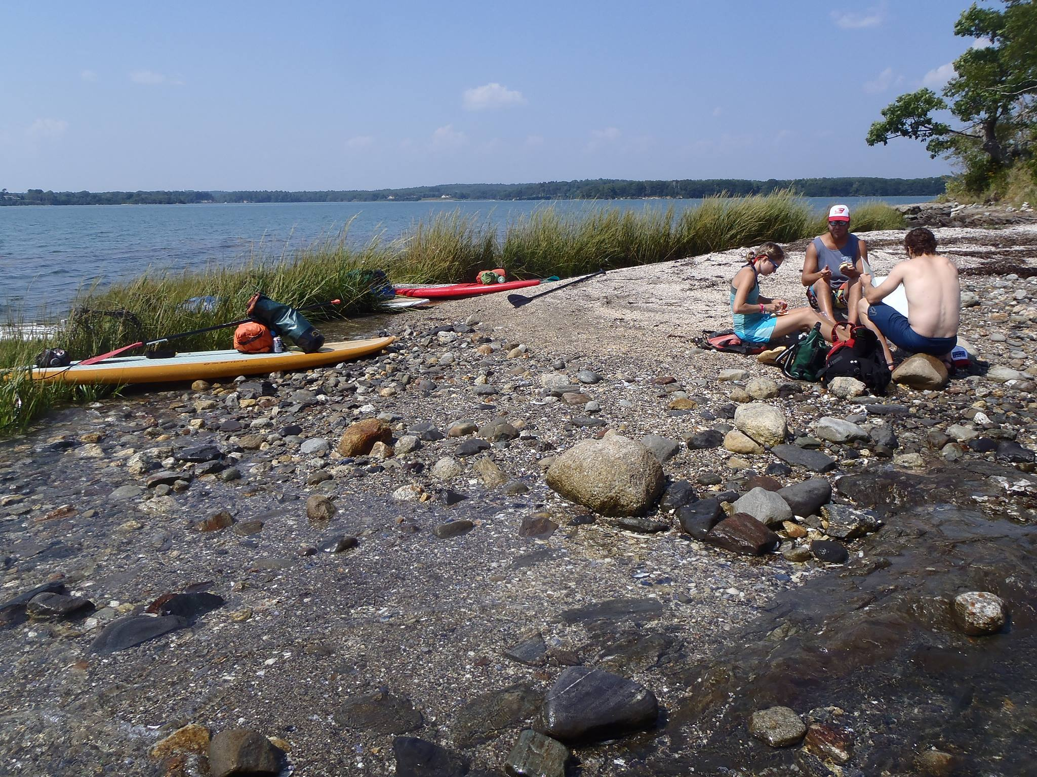 treat yourself to a casco bay paddle adventure