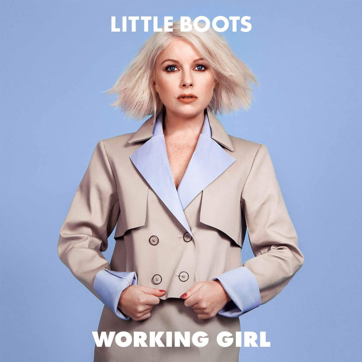 LITTLE BOOTS - Working girl - the album, out now.