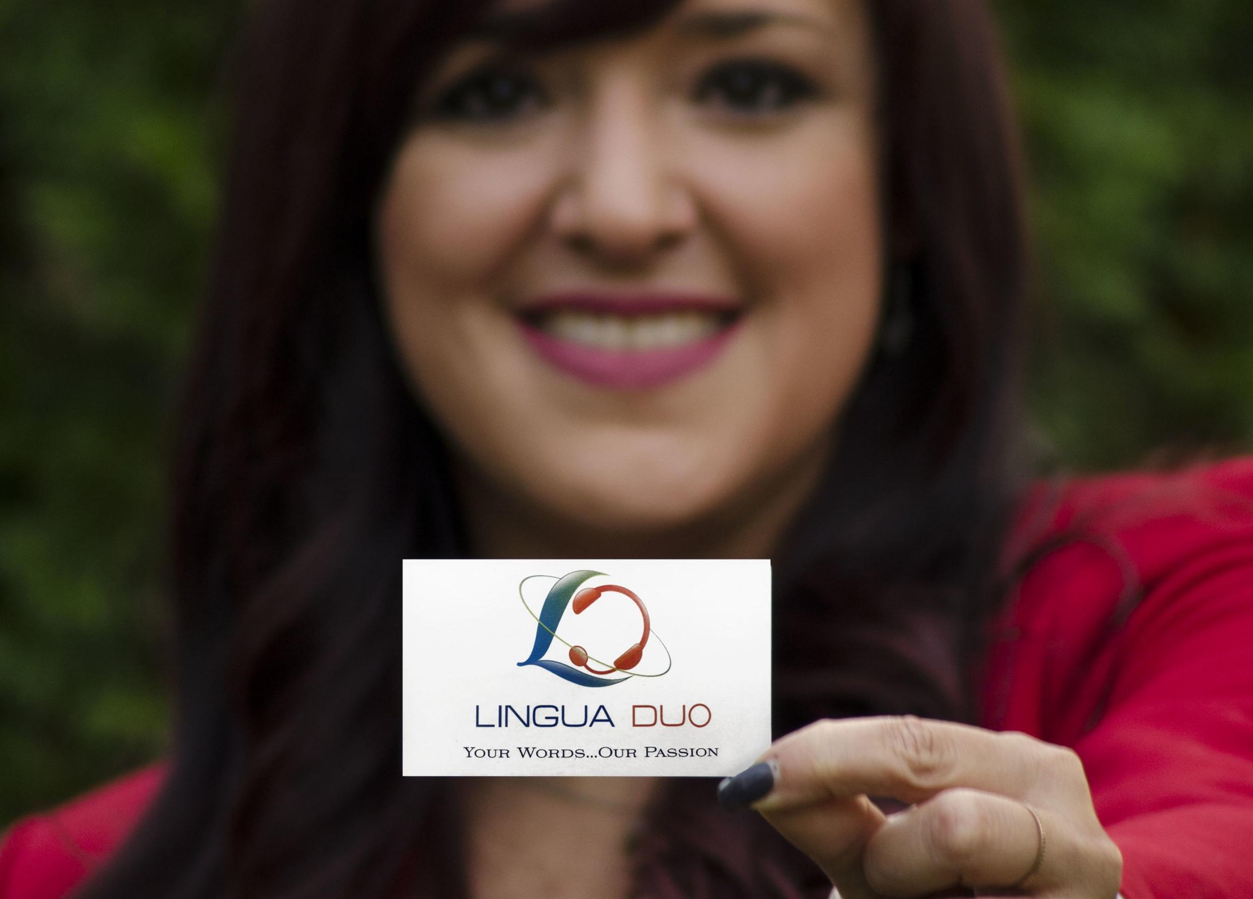Lingua Duo Card