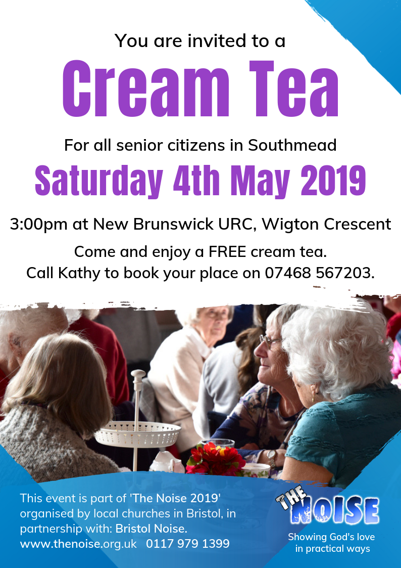 Noise Southmead Cream Tea 2019.png