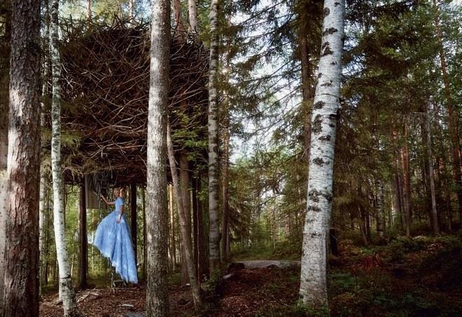 treehotel - Vogue