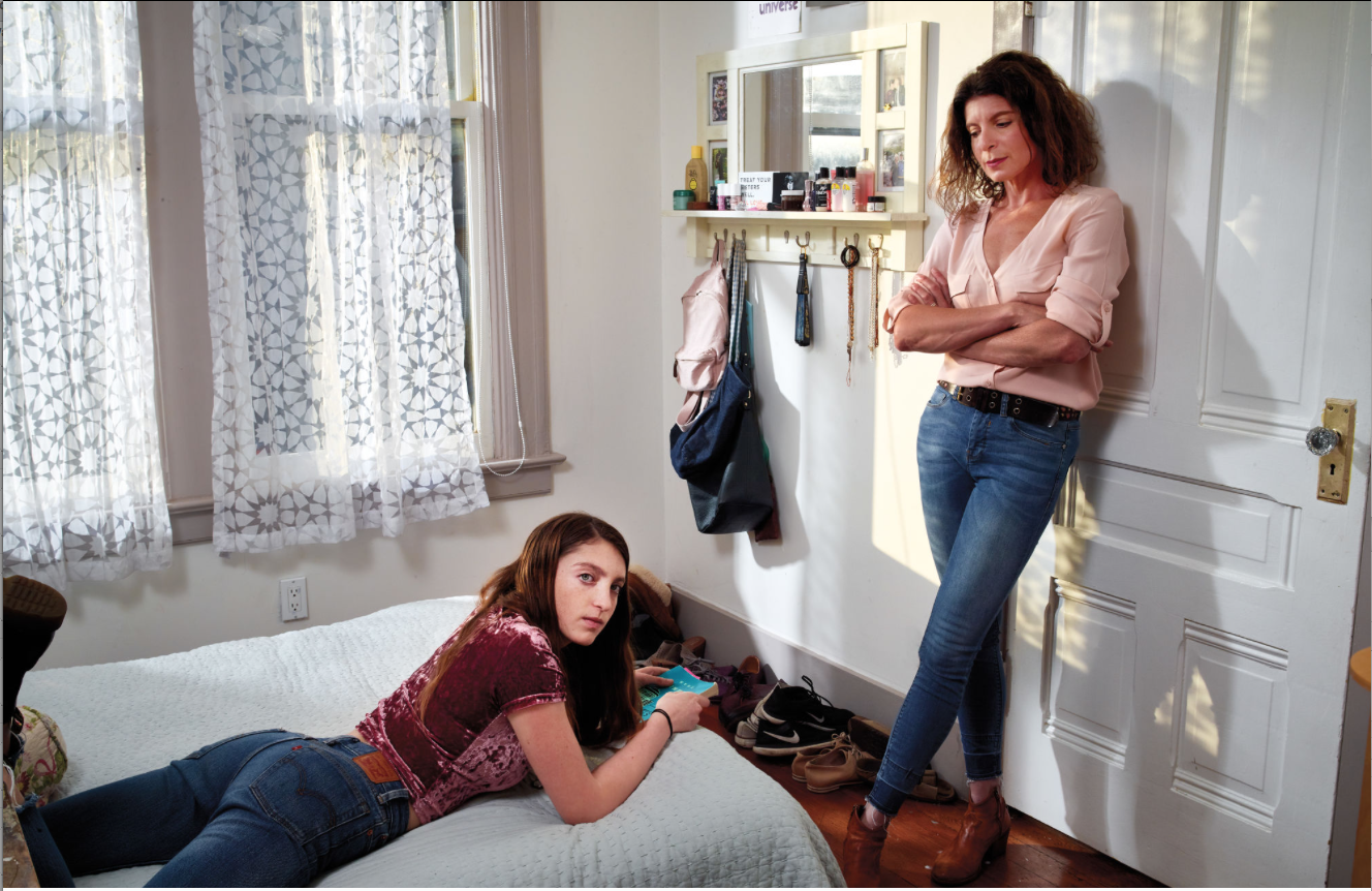 RAISING A TEENAGE DAUGHTER* - California Sunday Magazine