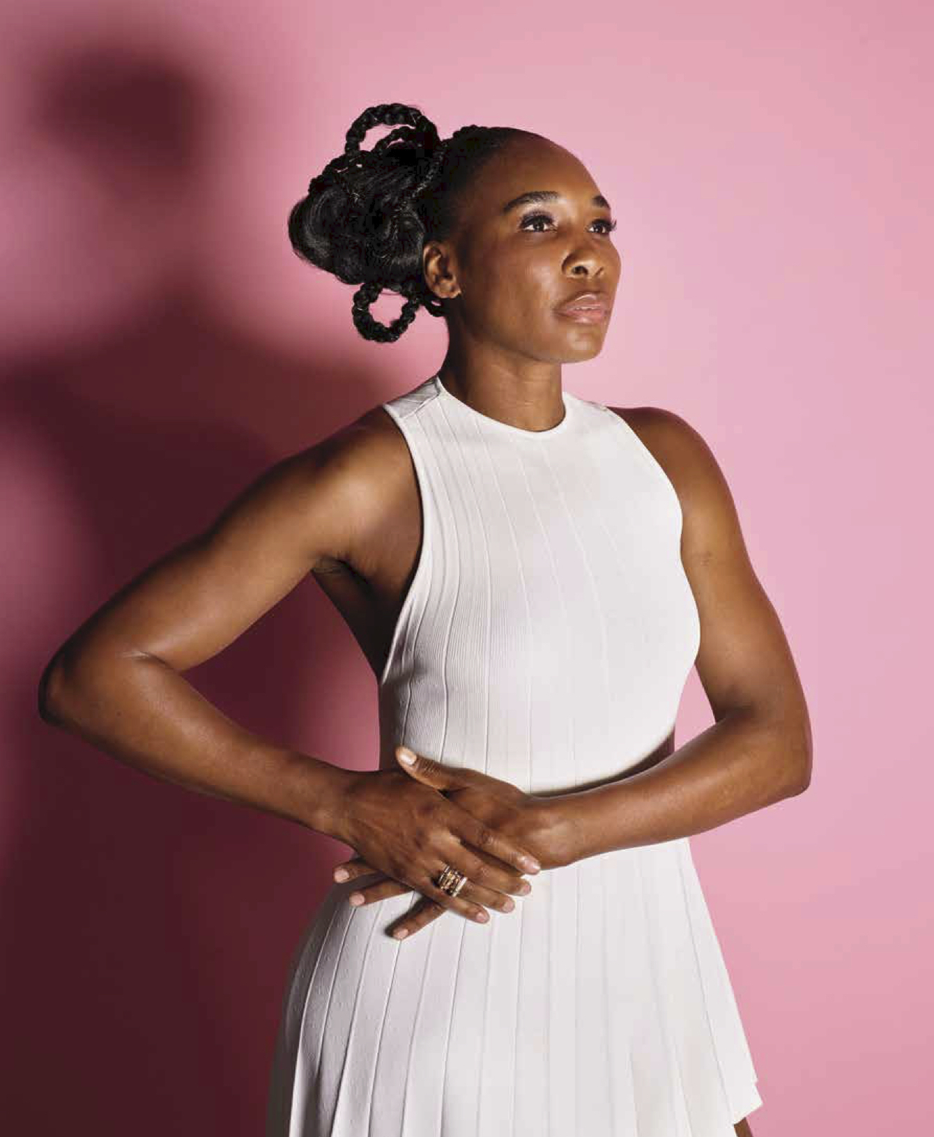 DID VENUS WILLIAMS EVER GET HER DUE? - New York Times Magazine