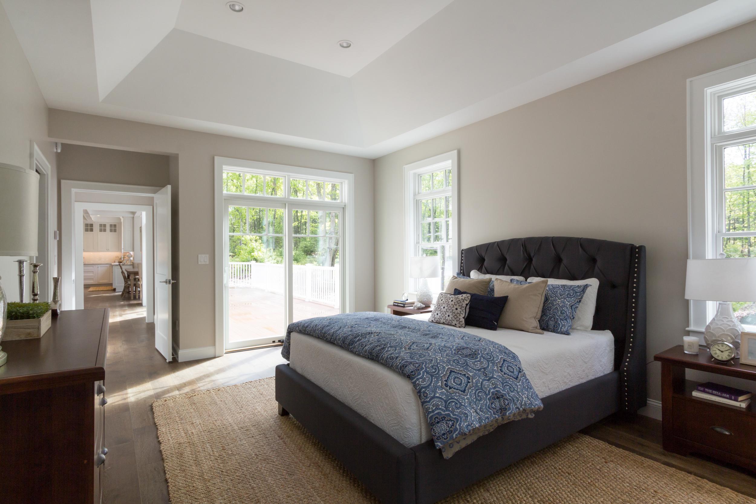 Bedroom - Maine