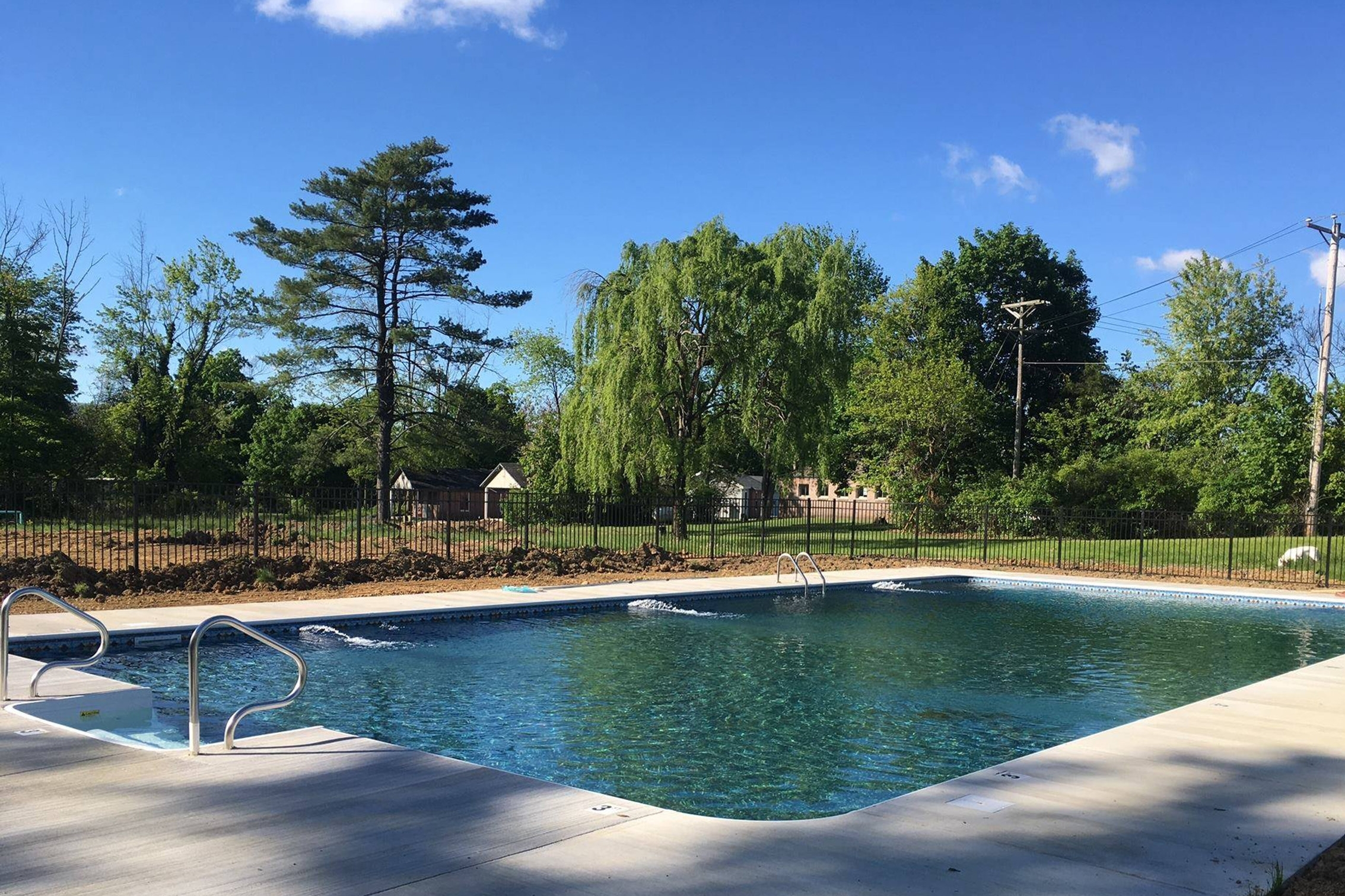 Fully ACCESSIBLE Pool Available for use during summer months.