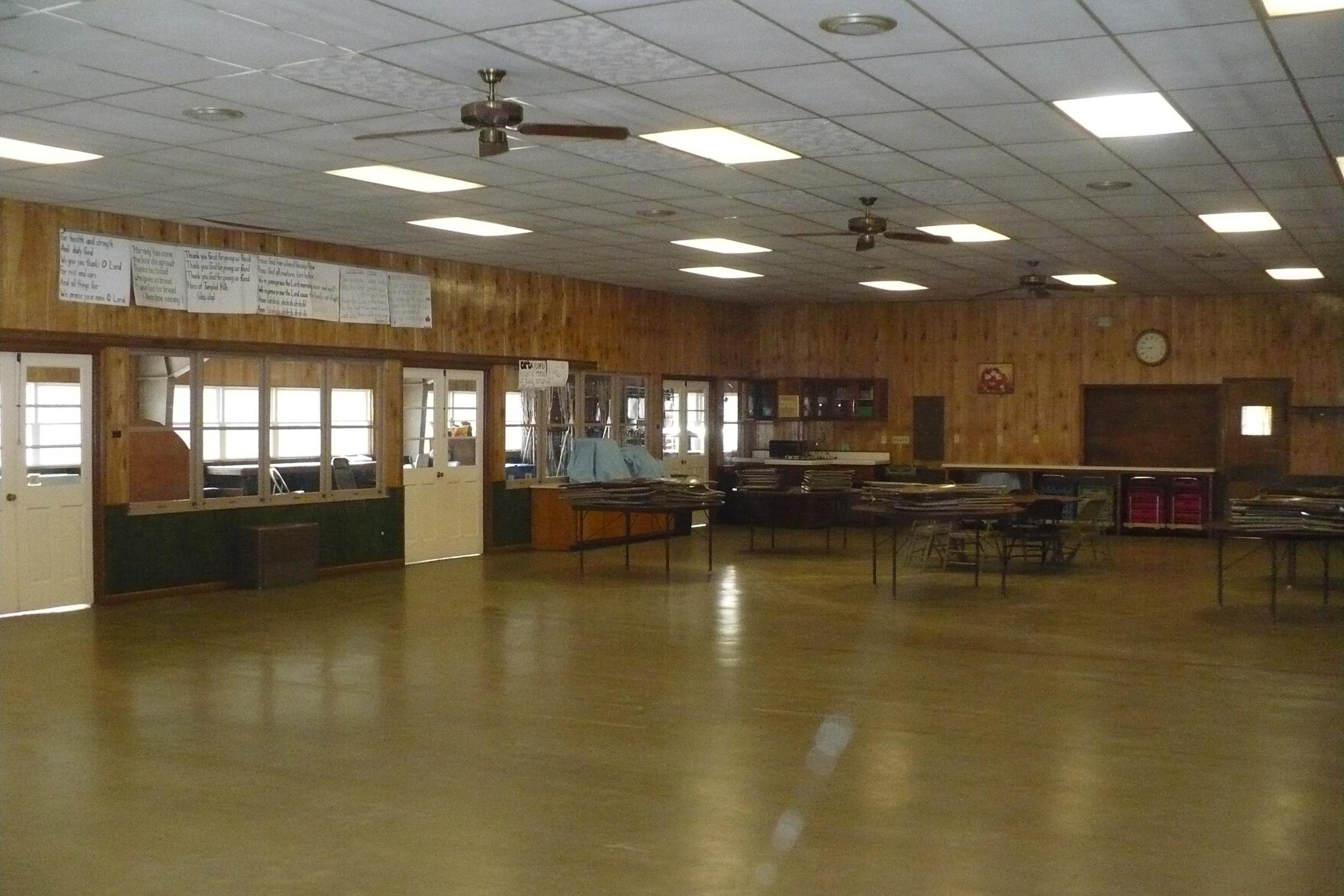 Skipper dining Hall