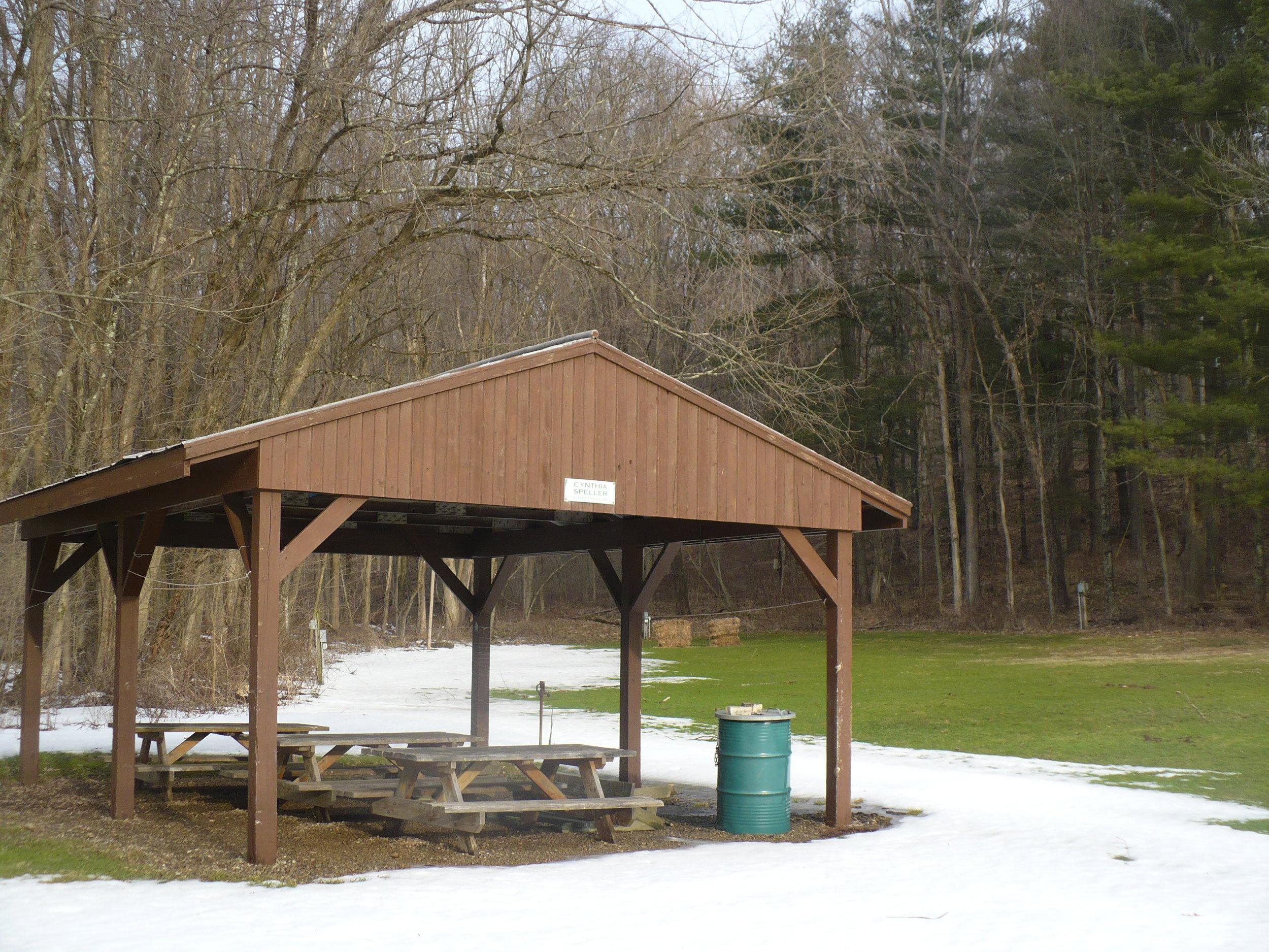 Outdoor Craft Pavilion