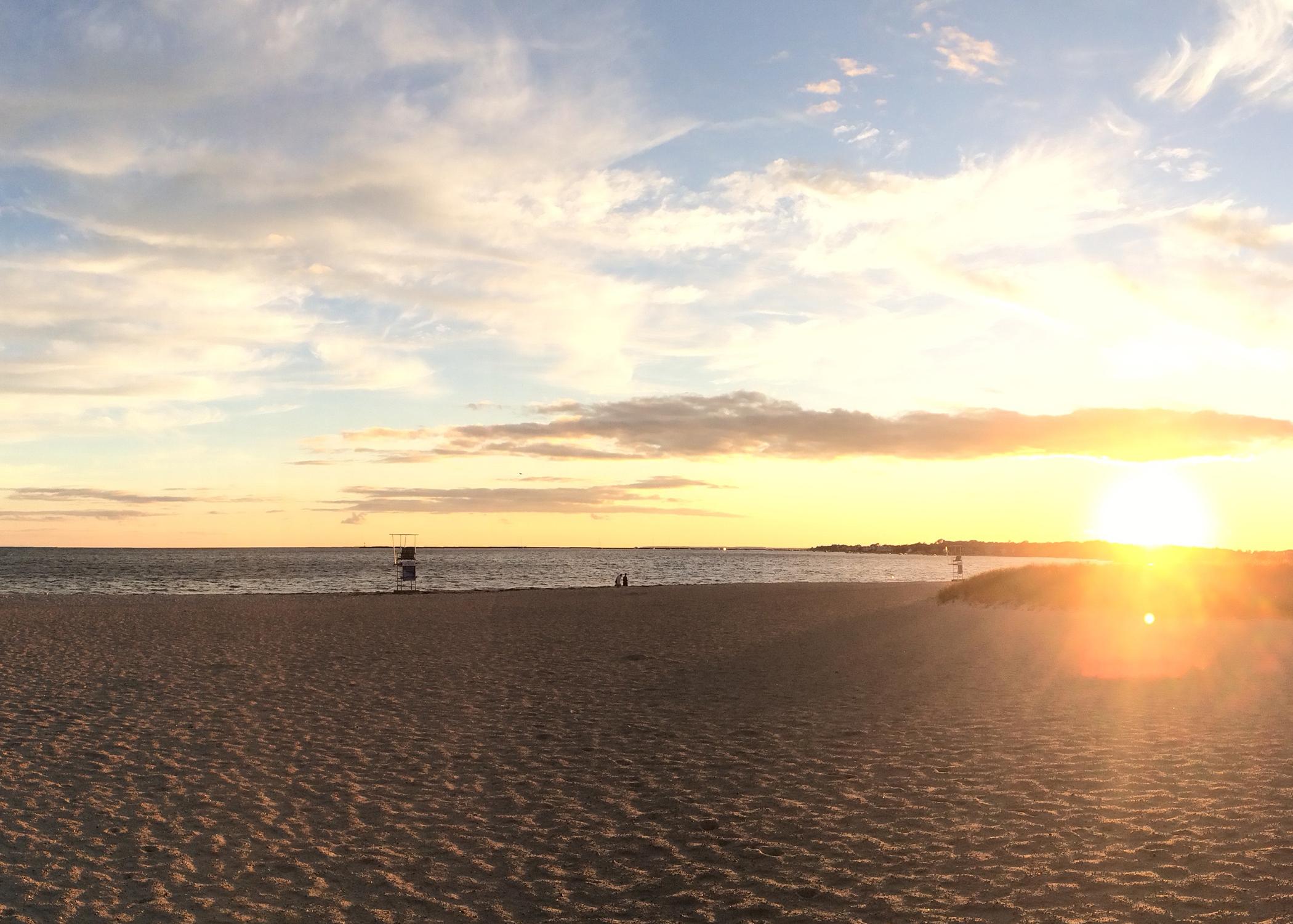 Craigville Beach Sunset Postcard.jpg