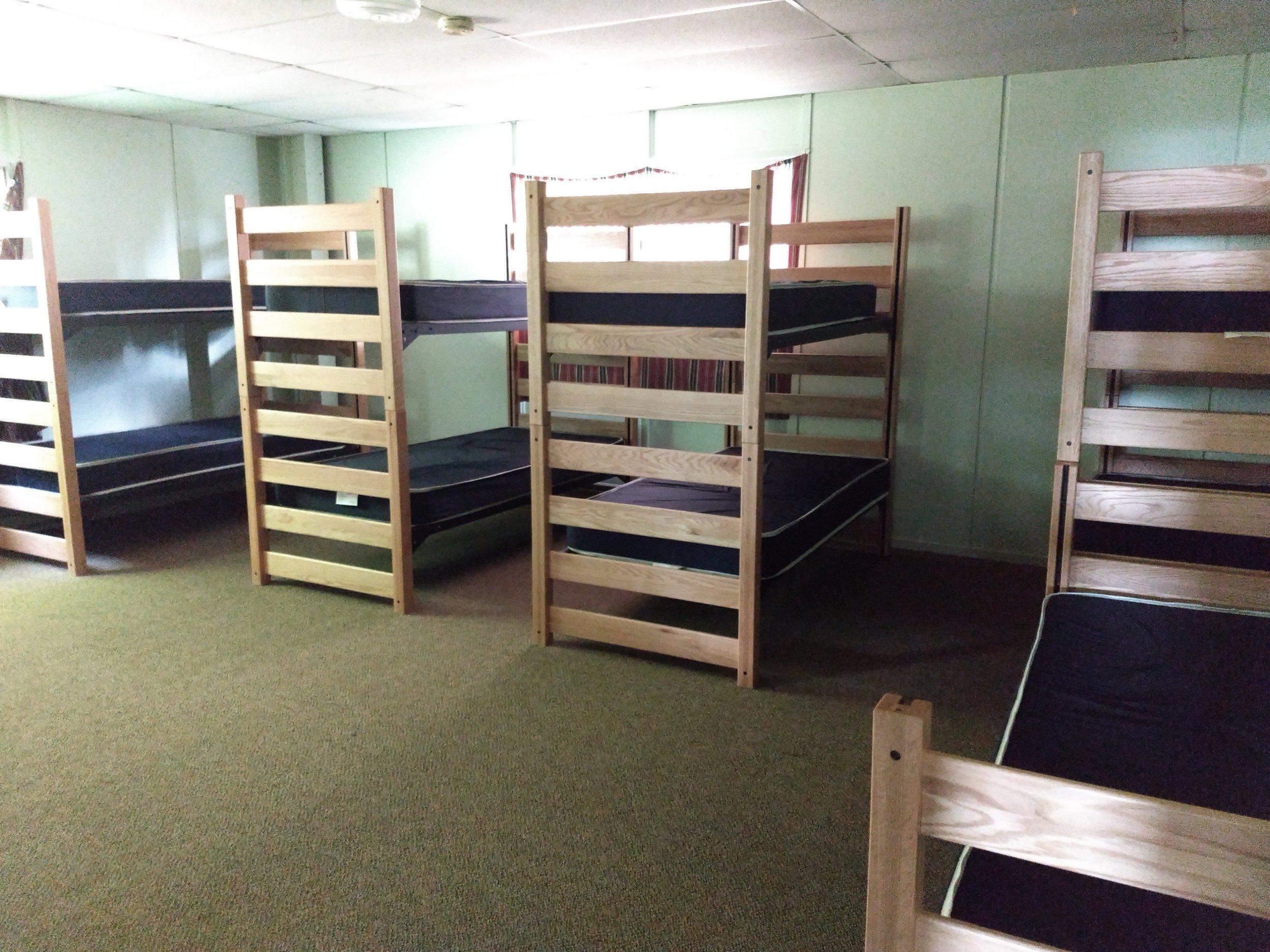 Memorial Lodge Bunk Bedroom
