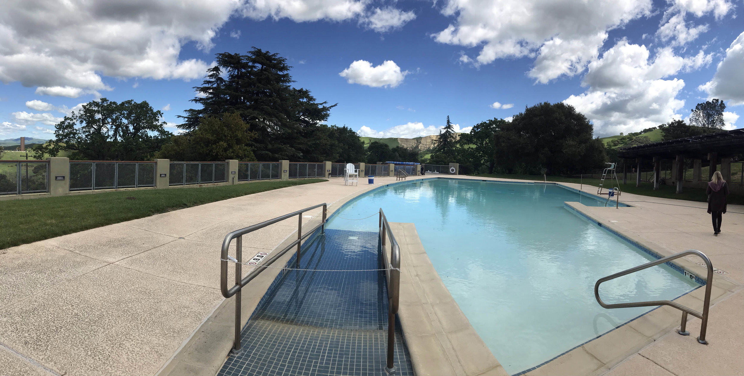 Handicapped Accessible Pool