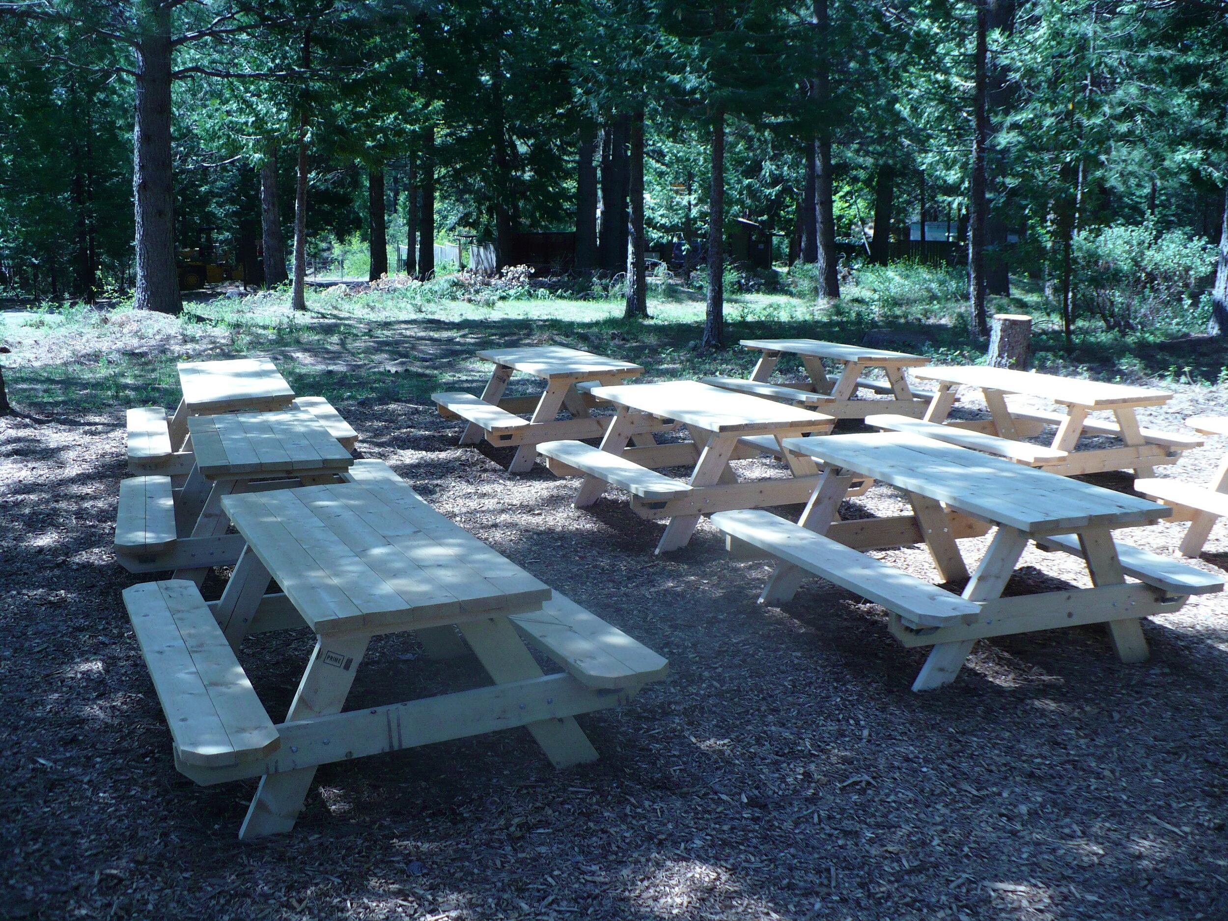 Outdoor Picnic Area