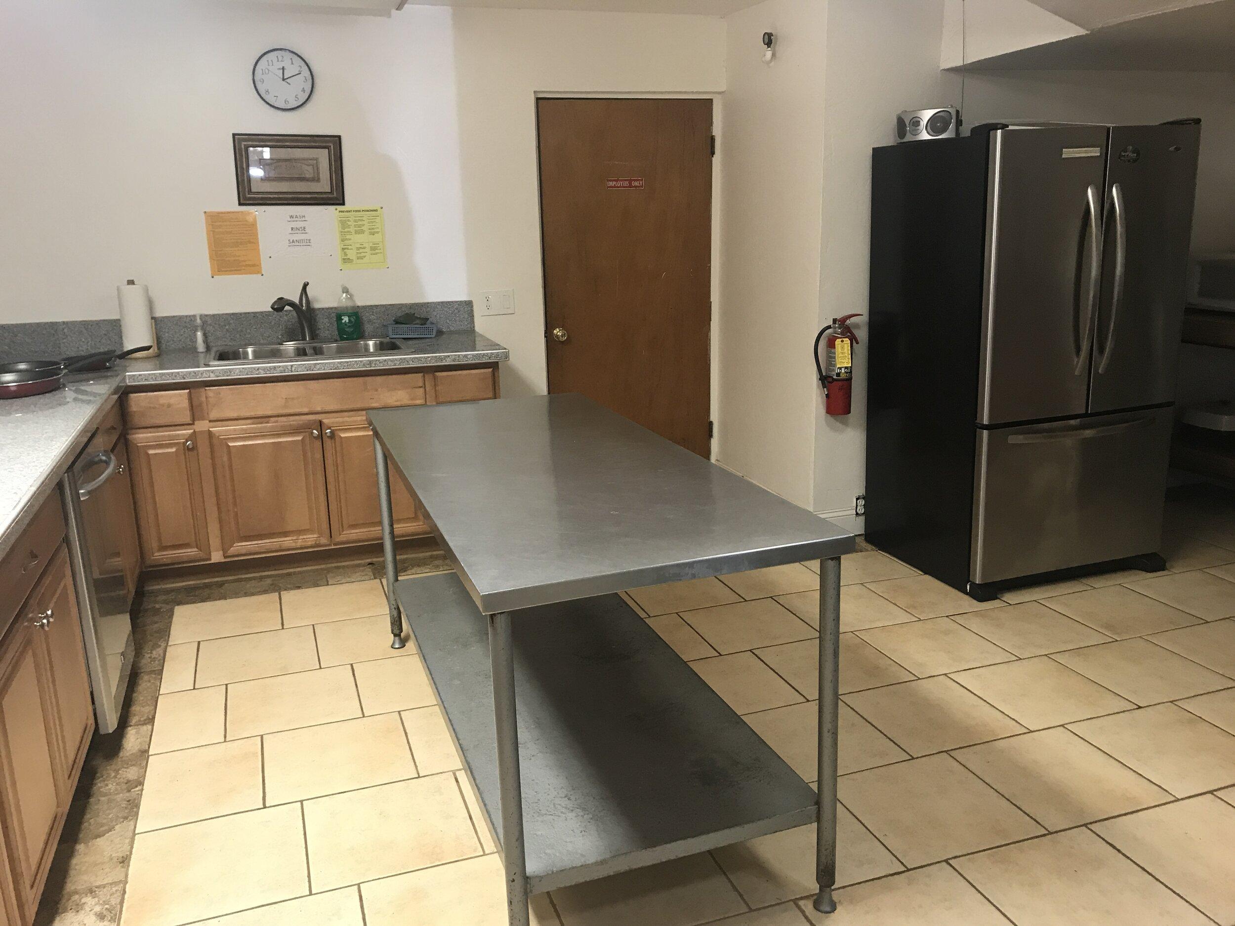 Claar House Kitchen