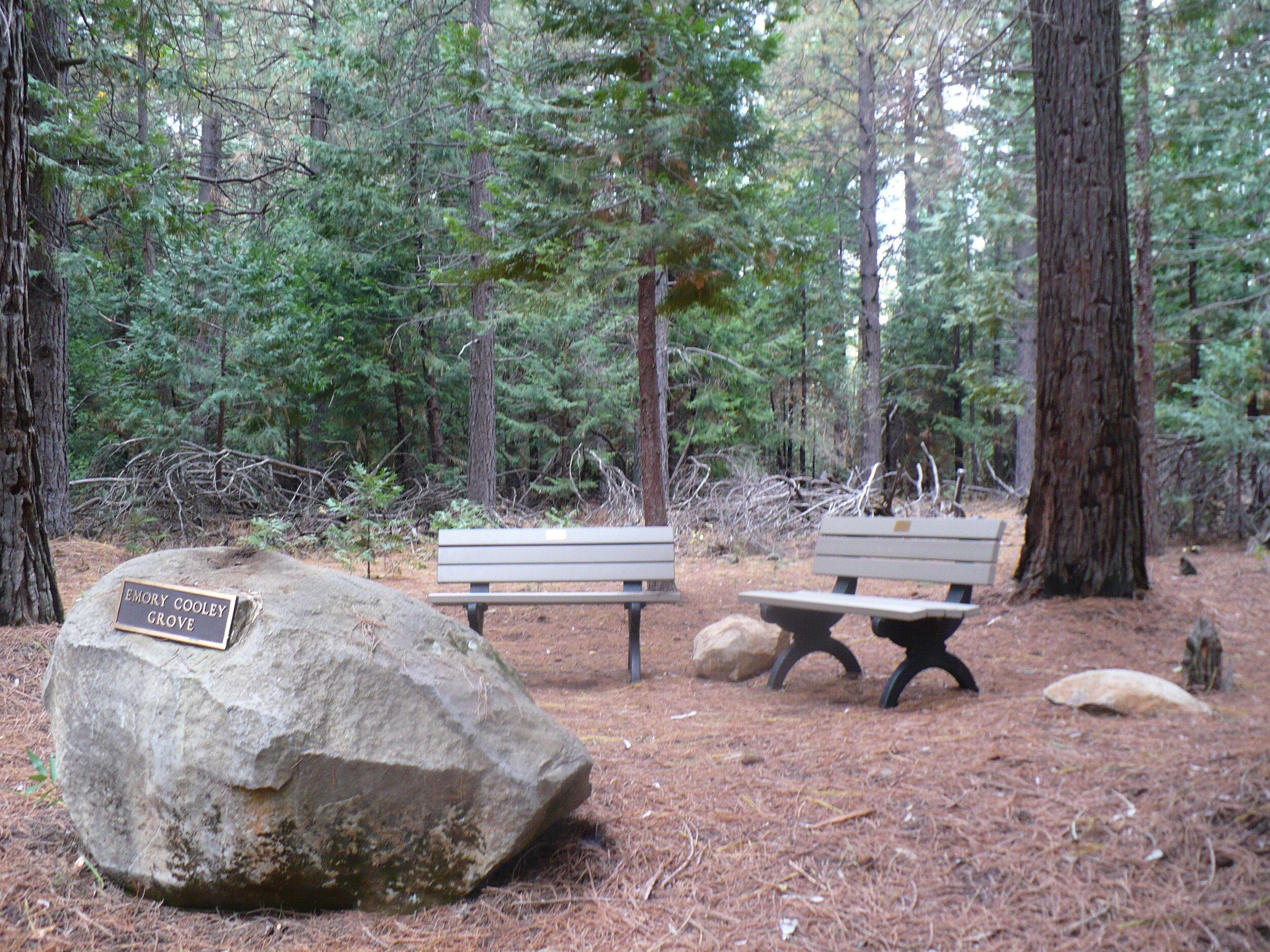 Informal seating areas