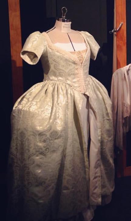 Draper  Bodice & Skirt  Designer - Tessa Barlotta