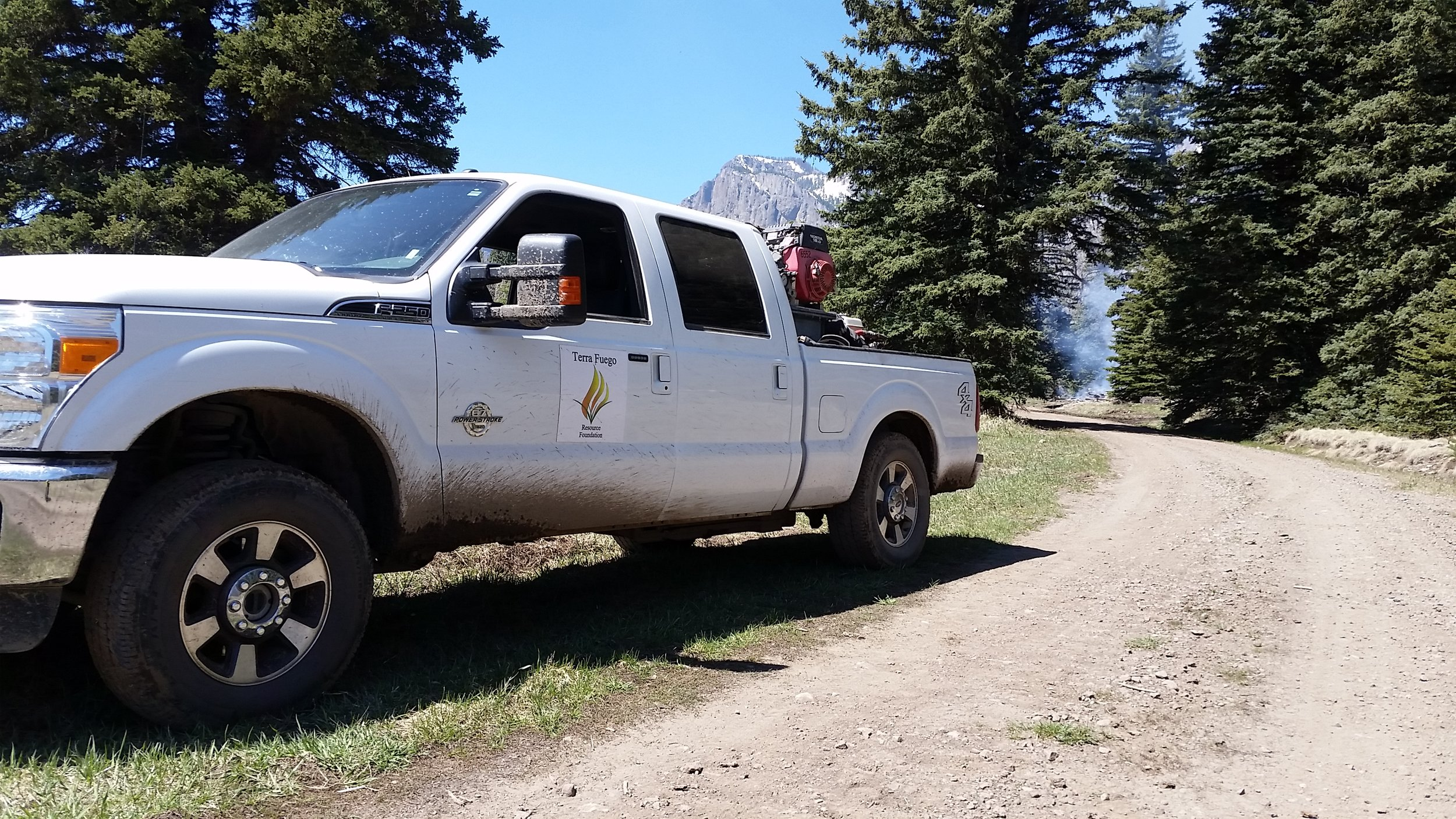 Chama Training Exchange - On a remote ranch along the Colorado-New Mexico border, we implemented burns to promote elk and deer habitat, and to protect resources from intense summer wildfires.