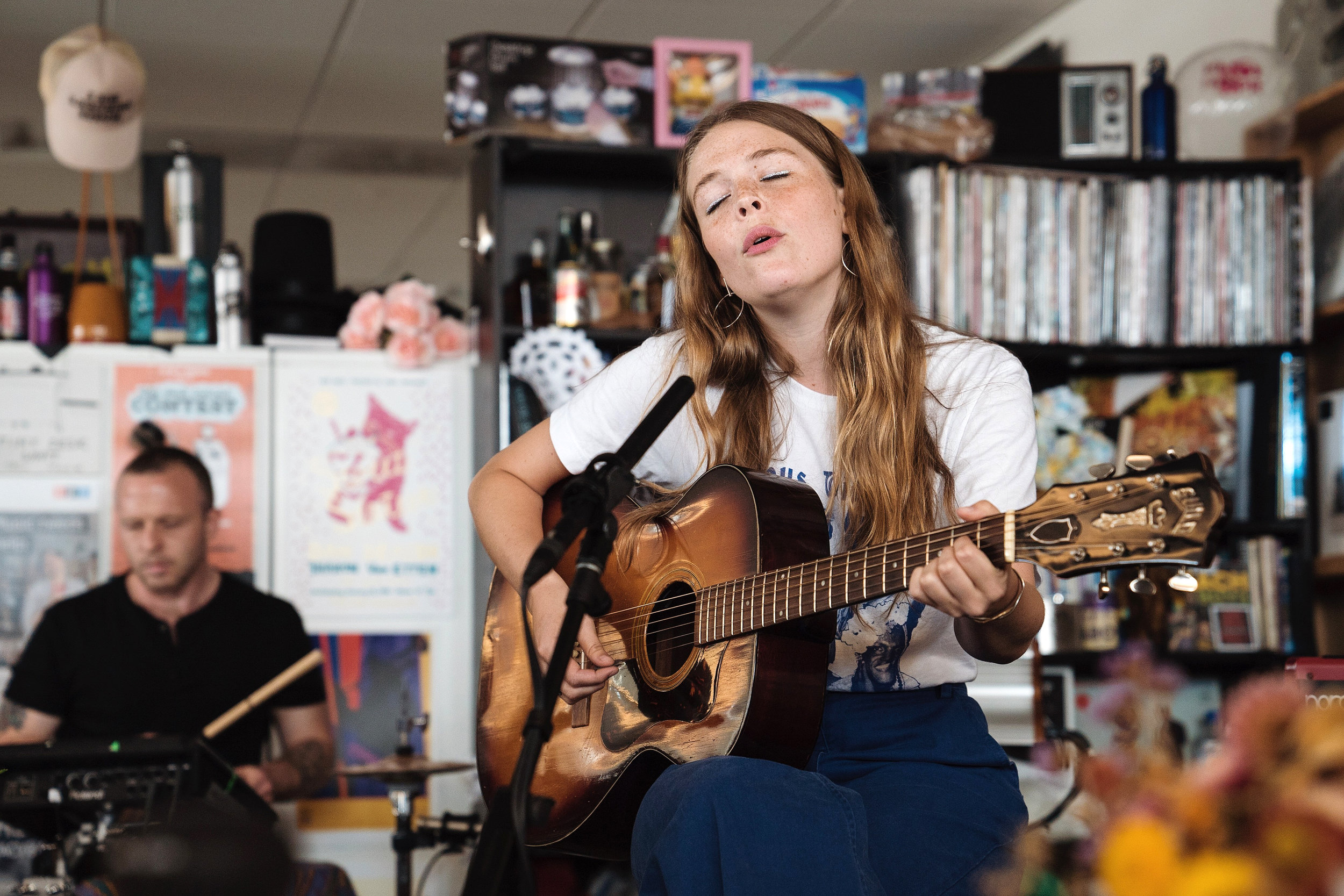 Maggie Rogers - Tiny Desk Concert - June, 2017