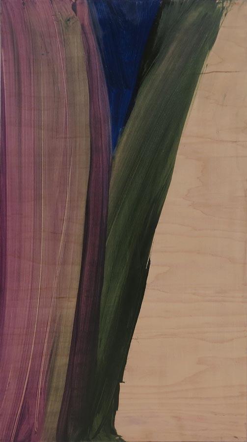 Andrea Belag, Venus, 2016, oil on wood, 22h x 12w in.