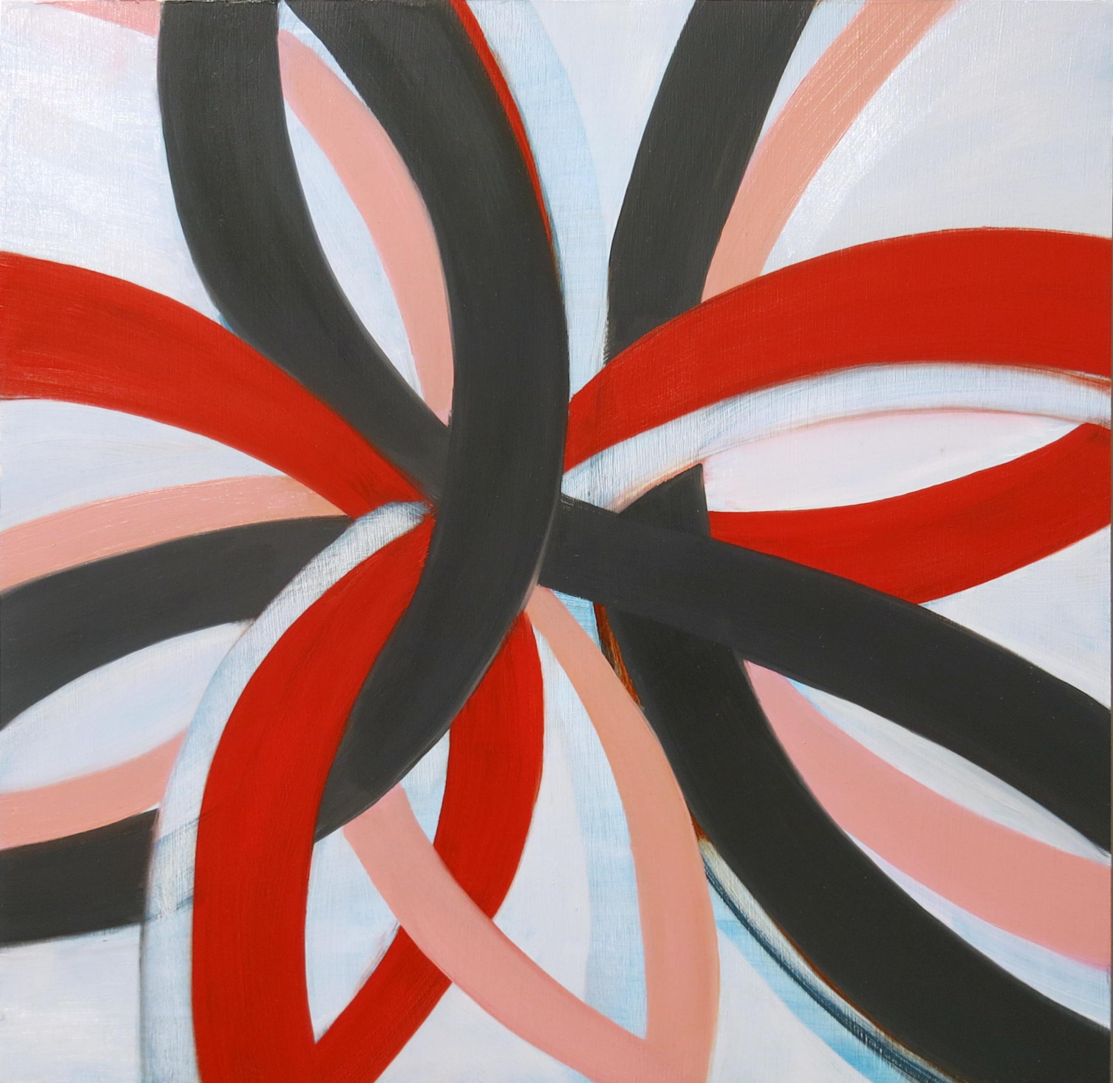 Jenifer Kobylarz, Perhaps, 2015, oil on panel, 12h x 12w in.