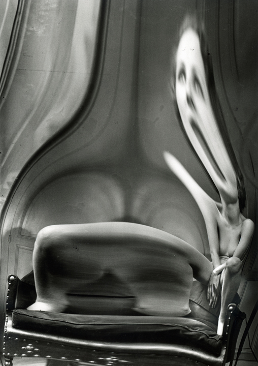Andre Kertesz,  Distortion #51,  1933, Gelatin silver print, 10h x 8w in.