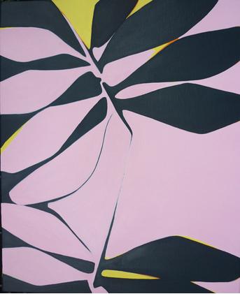 Jenifer Kobylarz, Flight, 2013, oil on linen, 20h x 16w in.