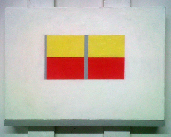 Andrew Spence, Untitled, 2010-2012, mixed media, 14.5h x 20w in.