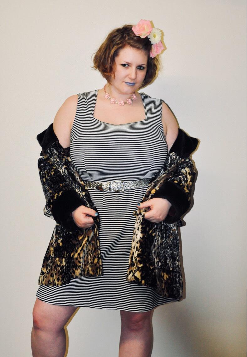 model: Jessica Dewitt / photographer: Jennifer Sparrowhawk /clothes:  Better Off Duds
