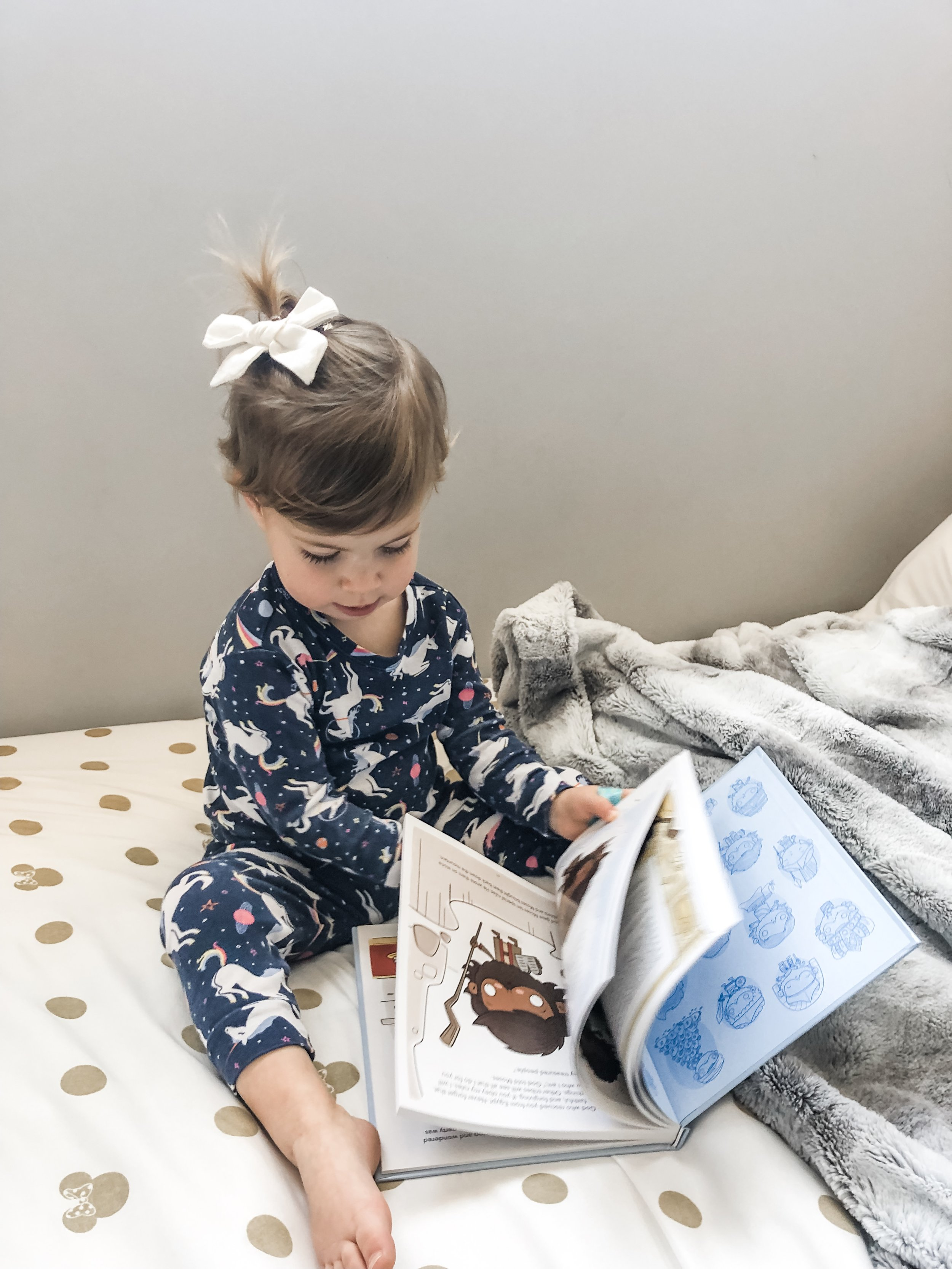 Tiny Truths Bible Review + Bedtime Routine — Pastor Wife Life