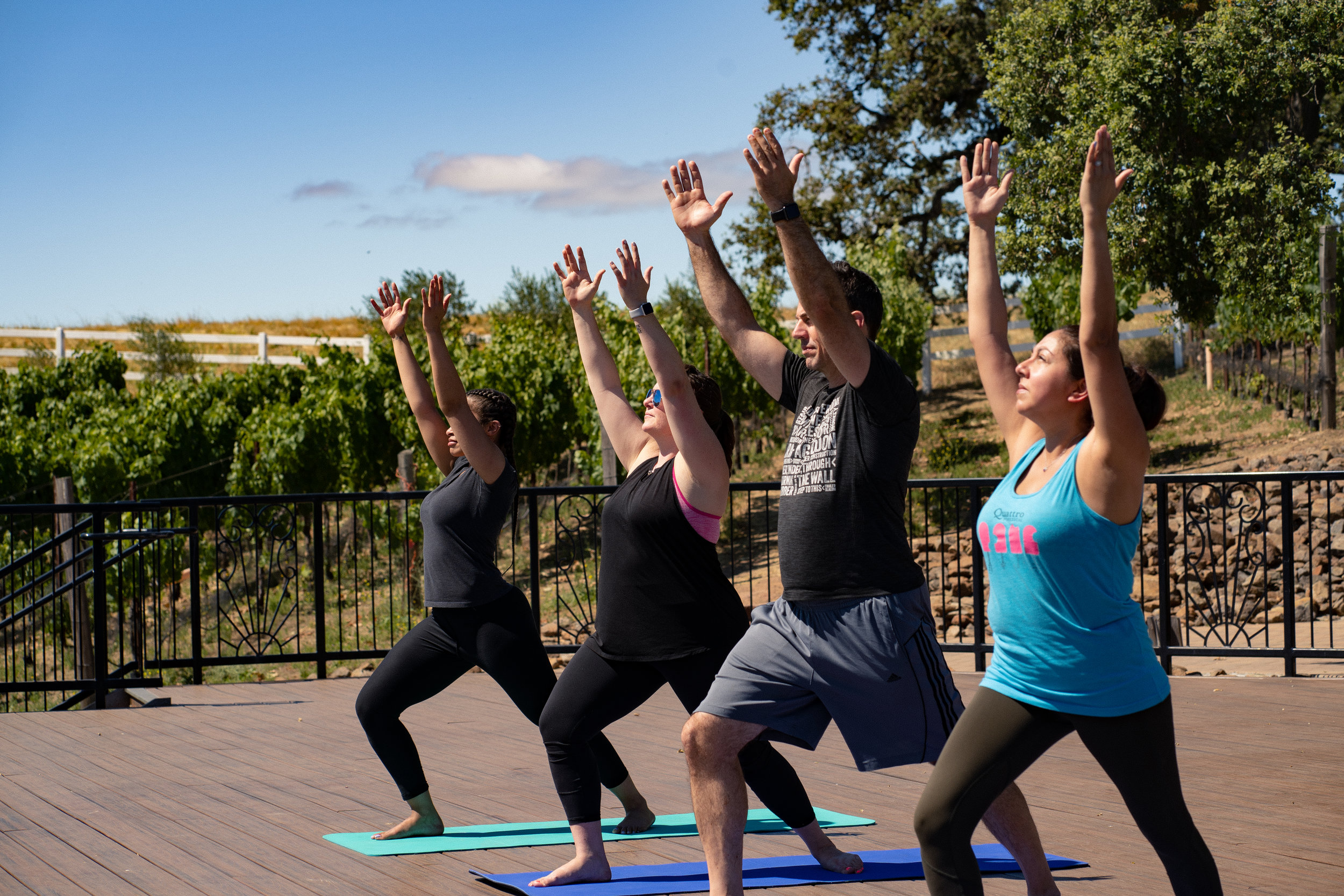 Private and Small Group Yoga -
