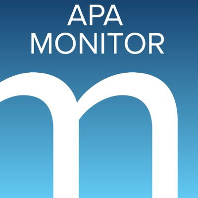Monitor on Psychology