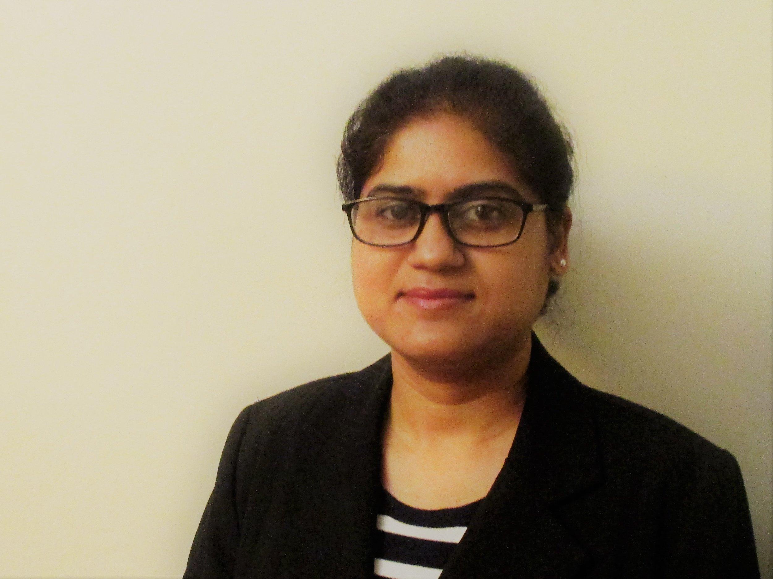 Deepali Sharma, PhD