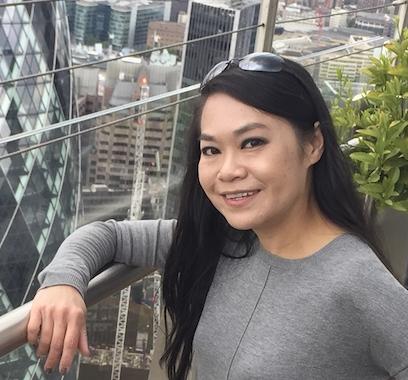 Athena Yap, BSc, MBA