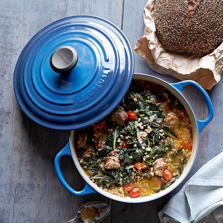 Le Creuset Cast Iron Dutch Oven -