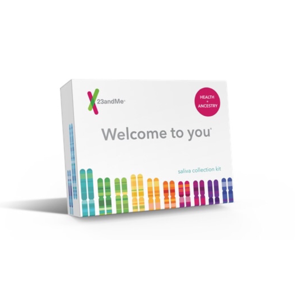 23and Me Health + Ancestry Test -
