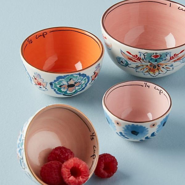 Anthropologie Measuring Cups -