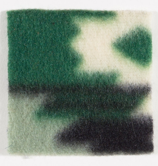 Western Print (green/white/black)