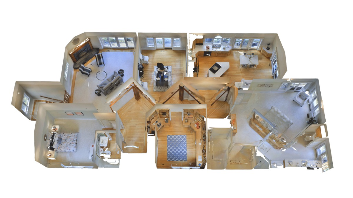 Matterport 3D Virtual Tours - The Ultimate Open House 24/7 is a Real Estate Game Changer!LEARN MORE >>
