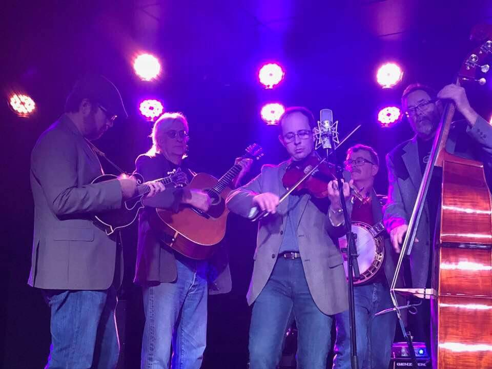 Lochwood-Bluegrass Band