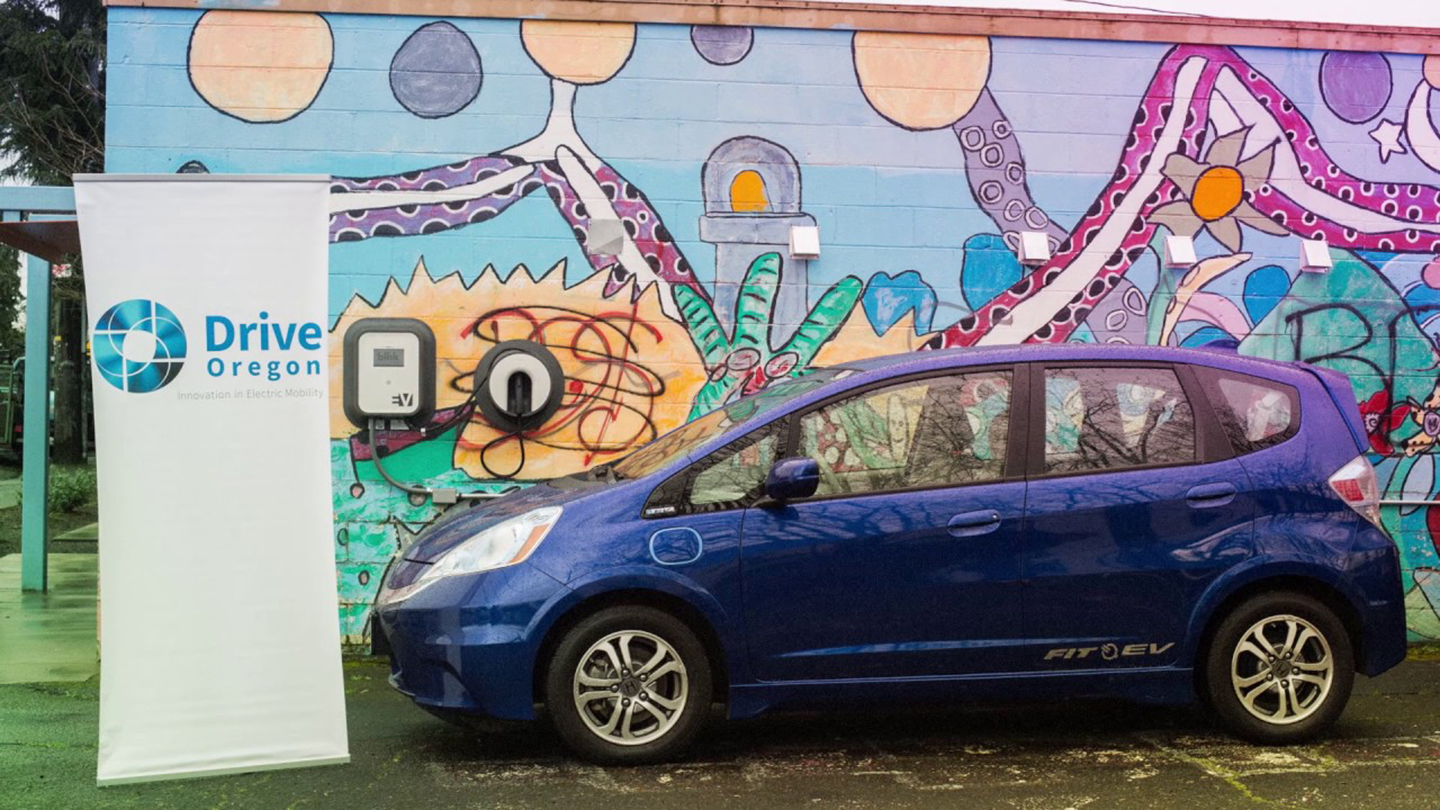 Hacienda CDC's tenants can borrow an electric vehicle through the nonprofit's  Community Electric Sharing Program Pilot .
