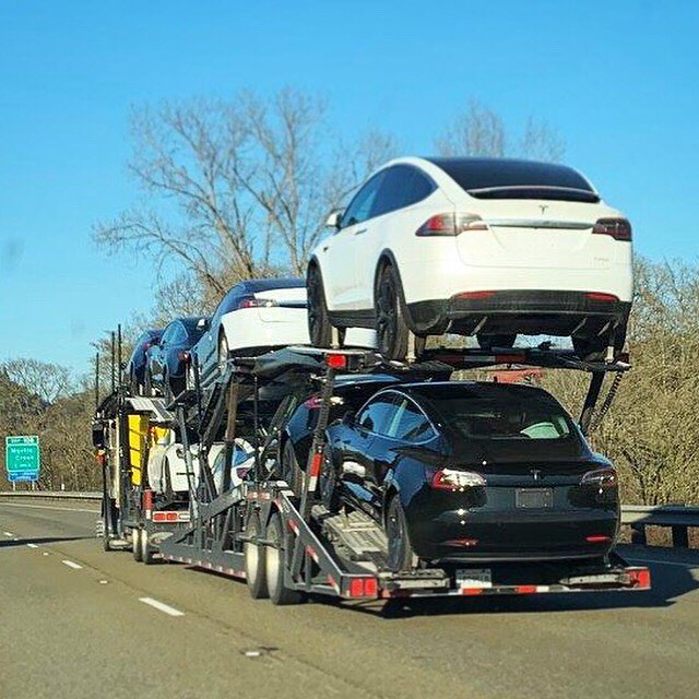 From @odoenergy  Special delivery!  #electricvehicle #tesla #zeroemissions #goelectricor #electriccar #ev #battery